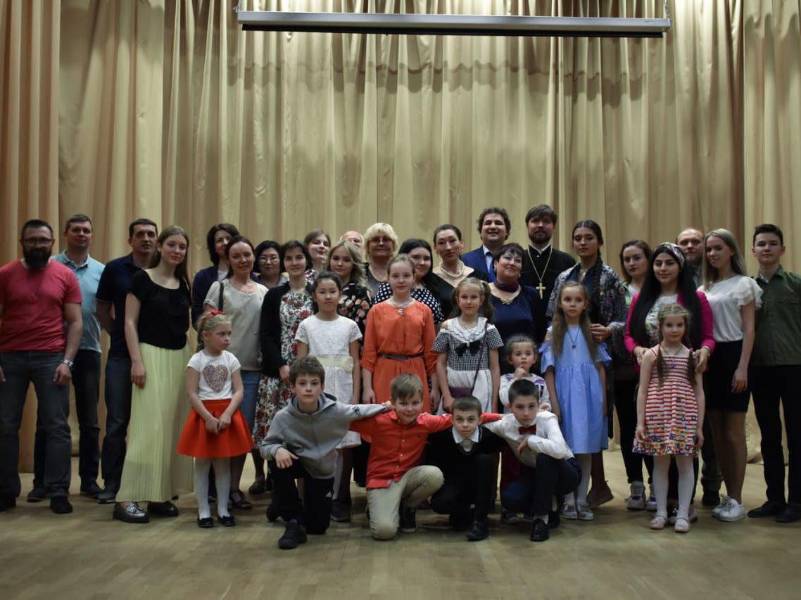 Состоялся Воскресный Благотворительный Концерт (19.05.2019 г.)