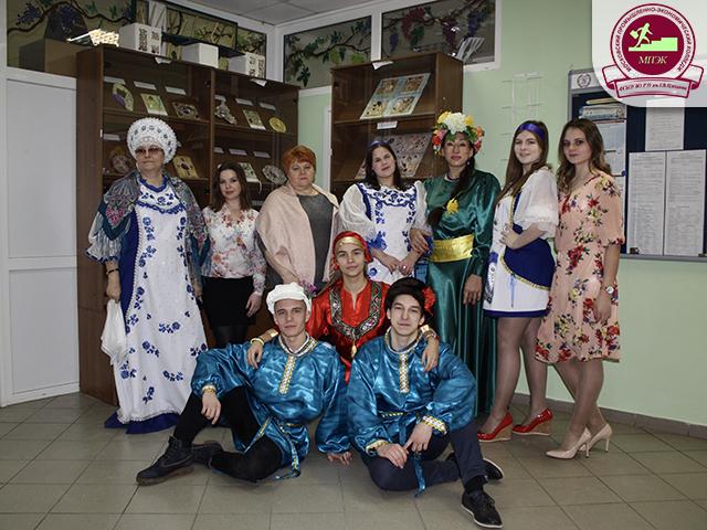 Праздник Масленица 2018 в МПЭК!