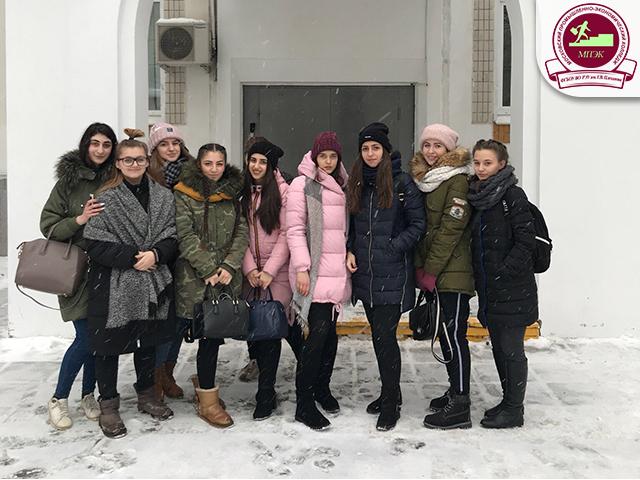 Посещение Детского дома №12 г. Москвы с благотворительной акцией!