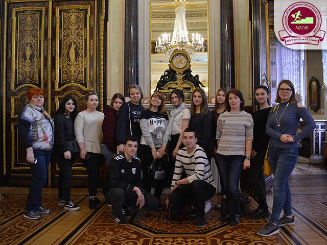 Экскурсия в город Санкт-Петербург 20 - 22 апреля 2018 г.!