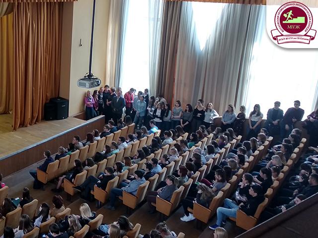 Проведены адаптационные собрания для абитуриентов!