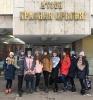 Экскурсия групп ПС 11,12,13,14 в музей «Пресня» (04.12.2018 г.)