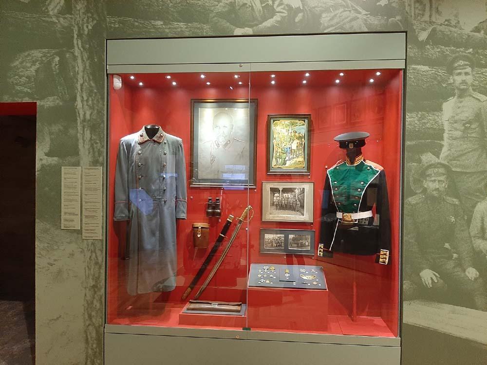 Группа З-21 посетила музей современной истории России | 30.10.2019