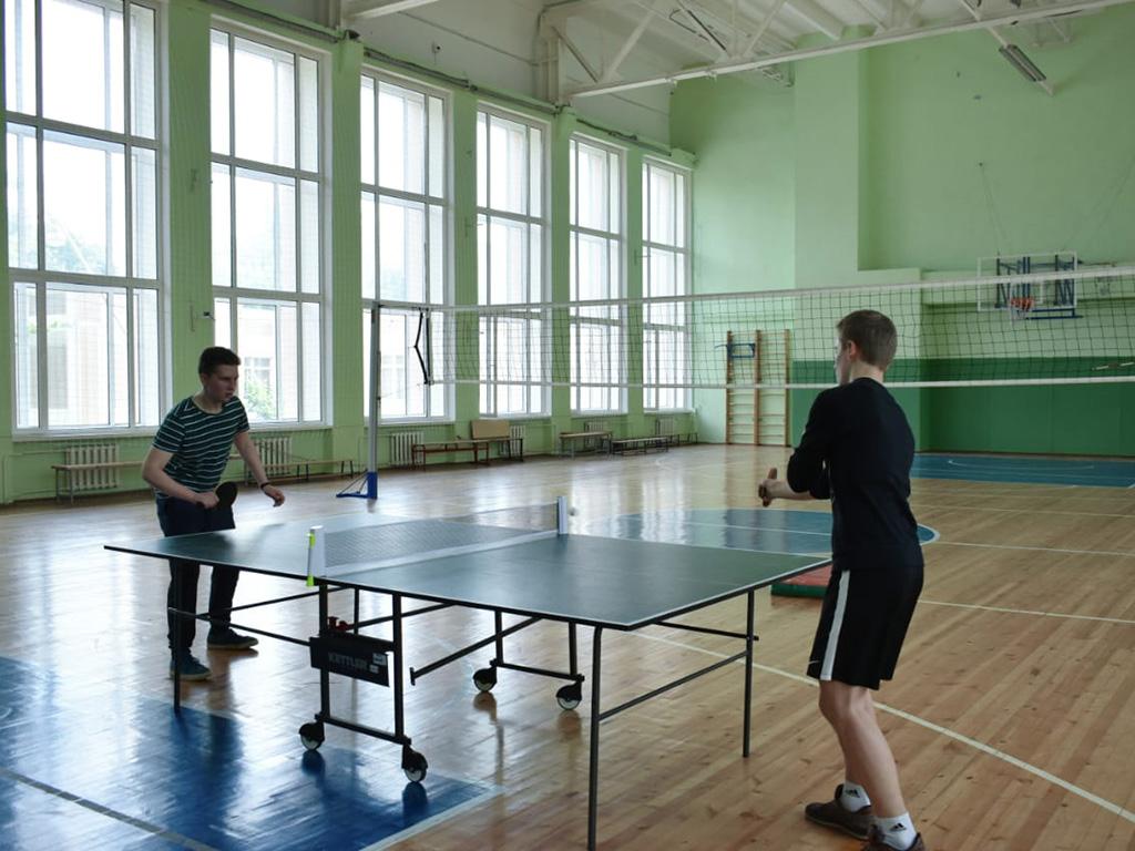 Итоги соревнований по настольному теннису в МПЭК!