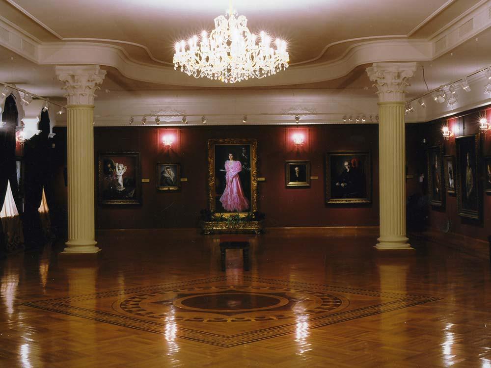 Посещение группами ПС 21,22 галерея Шилова | 19.10.2019