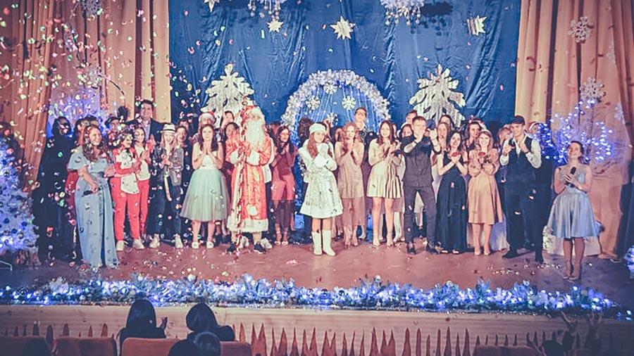 В МПЭК состоялся Новогодний Концерт | 20.12.2019