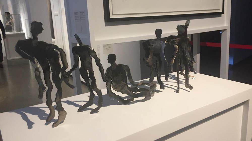 Экскурсия студентов МПЭК группы З-23 на выставку «(Не)время для любви»