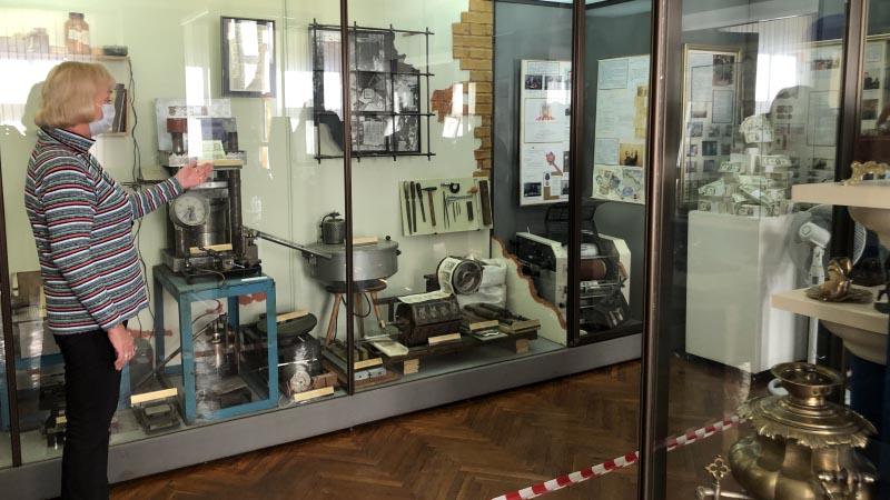 Экскурсия групп БД-31, БД-32 в Центральный музей МВД РФ (11.10.2021)